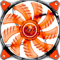 COUGAR CFD series - LED FAN